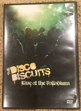 The Disco Biscuits - Live At The Palladium DVD 2004