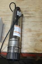 NEW STA-RITE 20D0M5121 SUBMERSIBLE EFFLUENT & PORTABLE WATER PUMP
