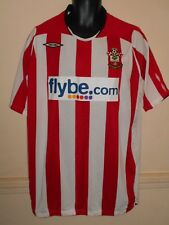 Southampton Home Shirt 2008-2010 2xl men's  New Without Tags #1094