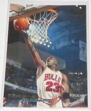 1993/94 Michael Jordan NBA Topps Stadium Club Triple Double Subset Card #1 NM