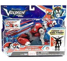 Robot Voltron Combinable Lions Intelli Tronic Figure Red Lion