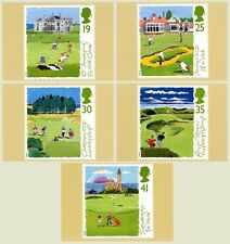 GB POSTCARDS PHQ CARDS MINT 1994 GOLF PACK 163 10% OFF ANY 5+