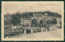 Treviso Conegliano Ponte San Martino cartolina VK0353