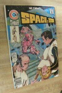 Charlton Space 1999 Space:1999 # 3 Byrne Art Comic Book