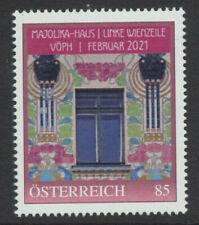 8136767 PM -  Philatelietag VÖPH Februar 2021 - Majolika-Haus - ** pt0417