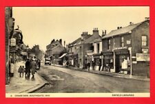 Enfield Libraries 1970s Postcard ~ Chase Side, Southgate, 1919 - Post Office