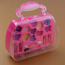 Princess Makeup Set For Kids Cosmetic Girls Kit Eyeshadow Gloss Blushes
