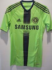 Adidas 2010-11 Chelsea Player Issue 3rd Away Techfit Jersey Football Shirt M