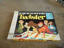 1966 Milton Bradley Twister Game