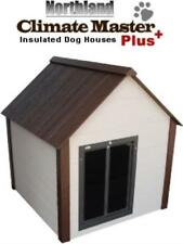 Northland CMP-S Climate Master Plus Insulated Dog Cat House w/ Premium Plexidor