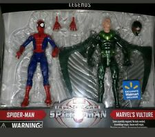 Marvel Legends Ultimate Spider-man - Vulture Spiderman 2 Pack Walmart Exclusive