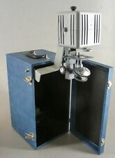 Vintage Southern Precision Instruments Bioscope Microscope Projector 10X Lens
