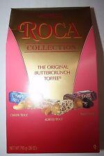 Brown & Haley ROCA COLLECTION Almond Roca, Dark Roca & Cashew Roca 793g Box