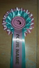 2 tier rosette unicorn centre personalised tail birthday present horse