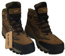 Hi-Tec Mens Skamania  Brown Suede Hiking Boots Shoes 12 Medium (D)