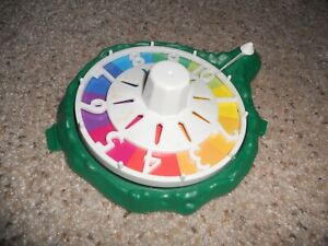 THE game of LIFE replacement parts SPINNER 2005