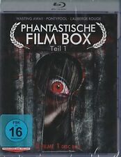 Phantastische Film Box (Teil.1)  (Blu-Ray) (NEU & OVP) (N°0041)