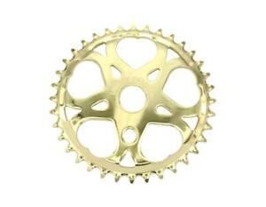 "BICYCLE CHAINRING SPROCKET 36T X 1/2"" X 1/8"" SINGLE SPEED LOWRIDER BMX BIKES"