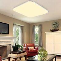 12W LED Deckenleuchte Badleuchte Wohnzimmer Flur Leuchte Ultraslim Deckenlampe