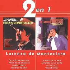 2 en 1....Lorenzo de Monteclaro cd