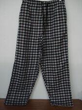 NWOT Men's Essential Sleepwear Flannel Pajama Pant Size XL Multi #534A