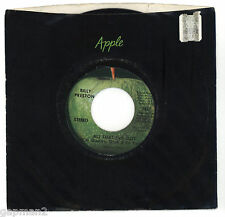 Billy Preston 1970 Apple 45rpm All That I've Got b/w As I Get Older cLEAn! NM