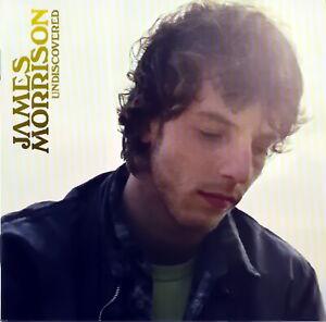 James Morrison - Undiscovered   *** LIKE NEW CD ***