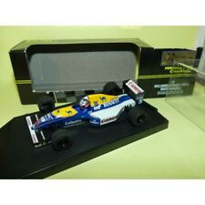 Williams Renault F1 #5 1991 Nigel Mansell - Onyx 119 1/43e