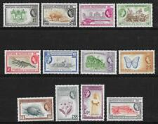 British Honduras 1953-62 Set to $5 (Mint)