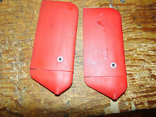 RAPTOR 60 / 90 RED FLYBAR PADDLES