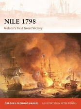 Campaign: Nile 1798 : Nelson's First Great Victory 230 by Gregory Fremont-Barne…