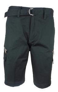 EMPORIO ARMANI Men's Shorts Size 48 Bermuda Cargo Pant