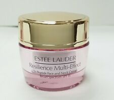 NEW! ESTEE LAUDER RESILIENCE LIFT FIRMING FACE AND NECK CREME SPF15 15ML/0.5OZ