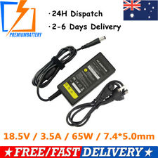 18.5V 3.5A 65W AC Adapter Laptop Power Charger Cord for HP Pavilion G4 G6 G7 p