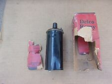1933-1947 Chevrolet Nash Olds Packard Pontiac NOS Delco Remy IGNITION COIL 538-Z