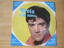 Elvis 45rpm record Picture Disc: Blueberry Hill/One Sided Love Affair