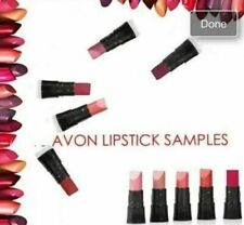 AVON True colour lipstick samples