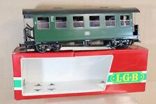 More details for lgb 3070 g gauge db green  kb 4i 2nd class passenger coach munster boxed 2nu