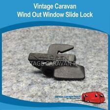 Caravan  WIND OUT WINDOW SLIDE LOCK ( BLACK X10 )  Viscount Franklin W0121