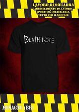 T-Shirt - Death Note - Ryuk Mela SHINIGAMI Warrior Killer Kira Anime Manga Gift