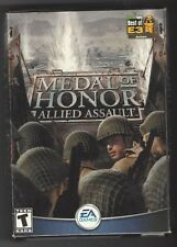 MEDAL OF HONOR ALLIED ASSAULT PC CD-ROM EA GAMES 2002
