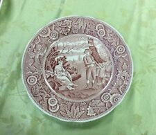 Spode Archive Collection, Georgian Series, Woodman C.1816, Red