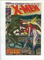 XMEN #61 (7.5) MONSTERS ALSO WEEP! 1969 FREE SHIPPING!