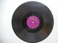 "OKEH 78 RPM 10"" Always in My Heart 6636 One Dozen Roses 199-9B"