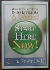 Quick Start Make Your Body Over In As Little As 6 Weeks 2007! On DVD D55