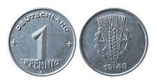 1501 1 Pfennig DDR 1948 A in VZ  100001
