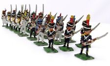 Vintage Hinchliffe, Minifigs & Similar 25mm. Napoleonic French and Naples Inf.