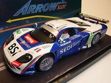 Arrow Slot en S7-r Le Mans 2010 pour circuit de course automobile 1:32