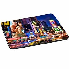 New York Personalised Photo 5mm Thick Rectangle Mouse Mat/Pad