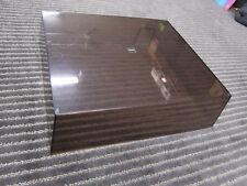 PYE Impro Turntable Dustcover, Original, No Cracks or chips, Original Vintage